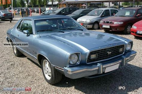 all car manuals free 1974 ford mustang navigation system 1974 ford 8 2 mustang ii car photo and specs