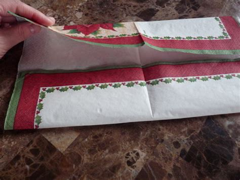 how to fold a paper napkin boat beyond the fringe christmas napkin fold elf boot