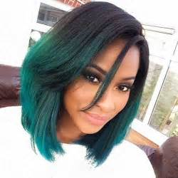 green hairstyles 15 black girl short bob hairstyles short hairstyles 2016