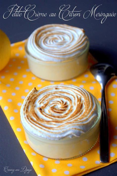 25 best ideas about tarte citron meringu 233 e facile on