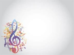 musical powerpoint templates notes backgrounds wallpaper cave