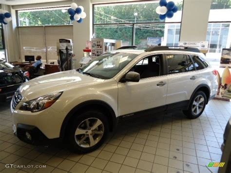 subaru outback white image gallery 2013 outback white
