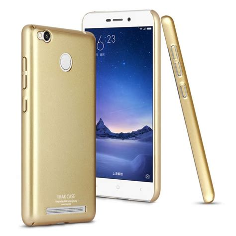 Xiaomi Redmi 1s Casing Imak 1 Ultra Thin Hardca 2010 imak jazz series ultra thin cover for xiaomi redmi 3 pro golden jakartanotebook