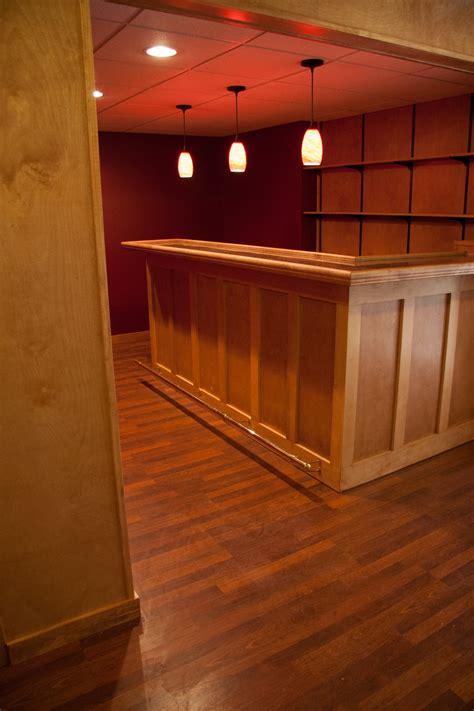 custom bars
