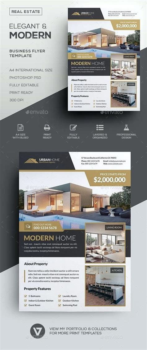 real estate prospectus template choice image template
