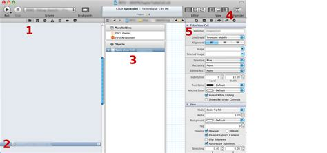 layout uitableviewcell ios how to set uitableviewcell identifier in xcode 4