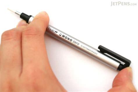 Dijamin Eraser Mono Zero tombow mono zero eraser 2 3 mm circle silver jetpens