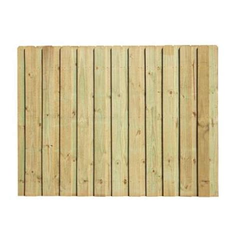 privacy fence panels home depot images