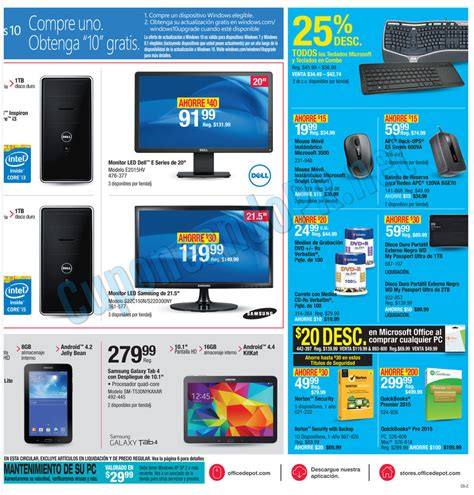 Office Depot Coupons Puerto Rico Office Max Shopper Back To School 5 Cuponeando Pr