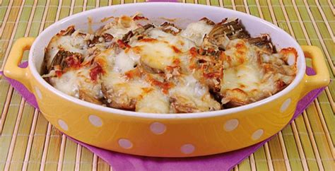 cucina parmigiana parmigiana di carciofi cucina