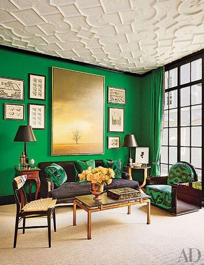 spaces  jewel tone paint color inspiration