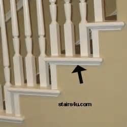 stair skirt board home depot staircase moulding ideas studio design gallery