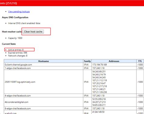 Chrome Dns Cache   how to clear the google chrome dns cache make tech easier