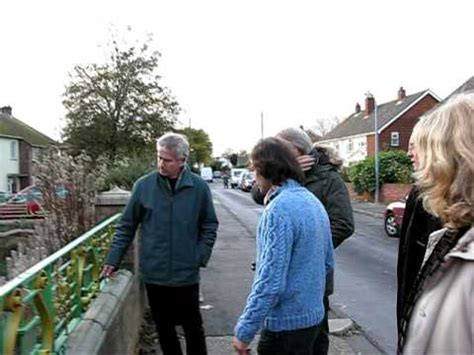 Im On The Banks Show by Henry Dagg Shows His Musical Railings To Tony Banks And