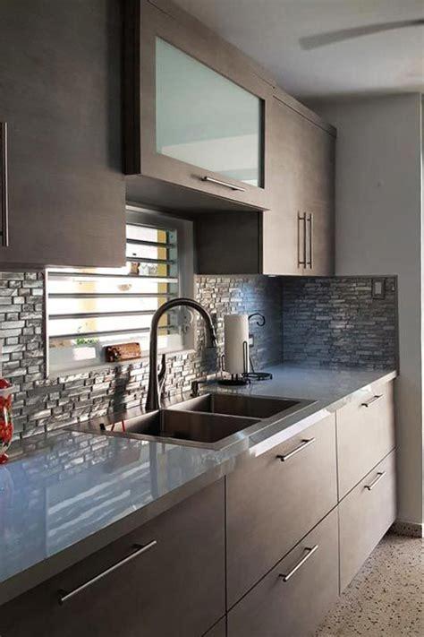gabinetes de cocina en pvc modernos   la medida muebles de cocina modernos remodelacion