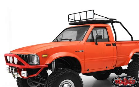 Roll Bar Roof Rack by Rc4wd Roll Bar Roof Rack W Lightbar Frame For Tf2