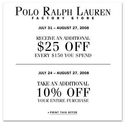 printable polo outlet coupons polo outlet coupons august 2018 cyber monday deals on