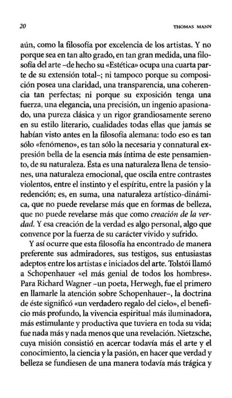 schopenhauer nietzsche freud humanidades schopenhauer nietzsche y freud t mann