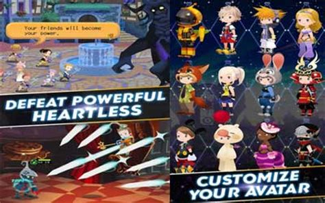 kingdom hearts apk kingdom hearts unchained χ 1 0 1 apk for android apkrec