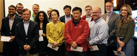 Mba At Wsu by Carson College Of Business Recognizes Faculty Staff