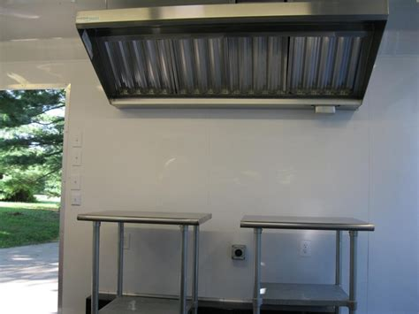 food trailer exhaust fans 13 best images about concession trailer hood on pinterest