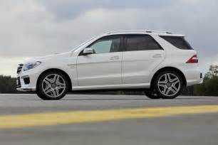 the new mercedes ml 63 amg efficiency and