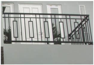 Jual Tangga Monyet Besi Kaskus jual railing balkon rb 606 bali tukang las bali tukang
