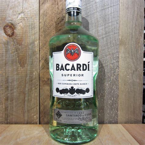 bacardi light superior 1 75l oak and barrel