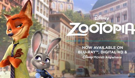 download film zootopia blu ray bring zootopia home now on blu ray and dvd recipes