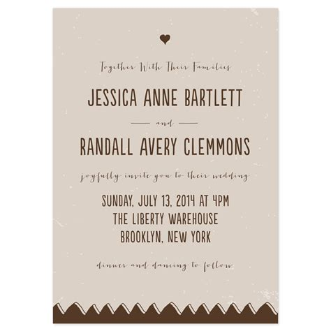 wedding reception only invitation wording casual casual wedding invitations