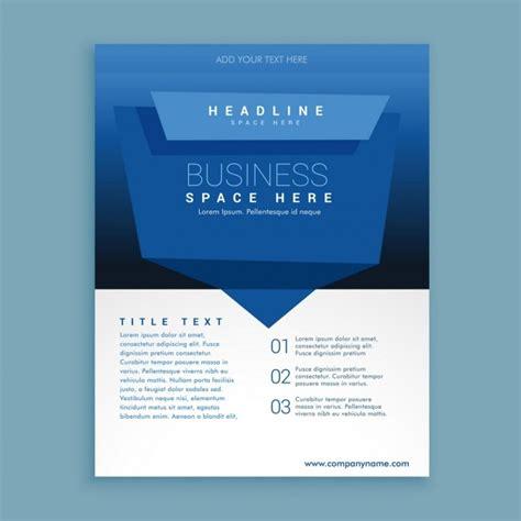 corporate flyer design vector corporate brochure template in abstract design vector