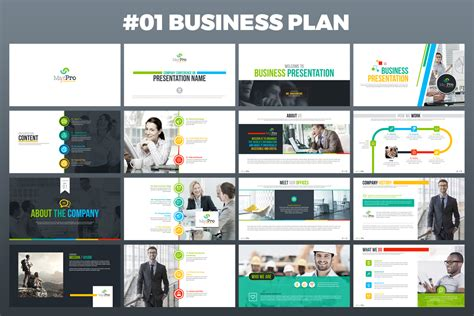 business plan powerpoint template free business plan powerpoint