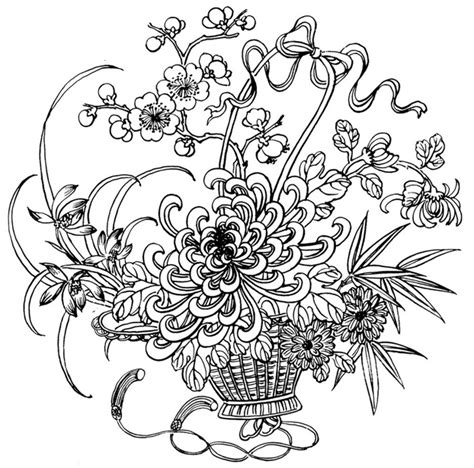 free printable coloring pages for adults advanced flowers coloriage adulte tatouage