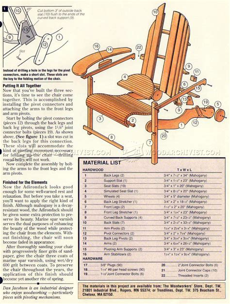 Adirondack Ottoman Plans Adirondack Chair Plans Ebay Diy Adirondack Chair Our Waldo Bungie Forge Outdoor Adirondack