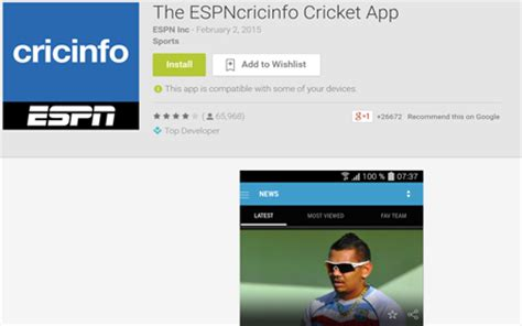 cricket app cricket world cup 2015 live top 5 apps emirates
