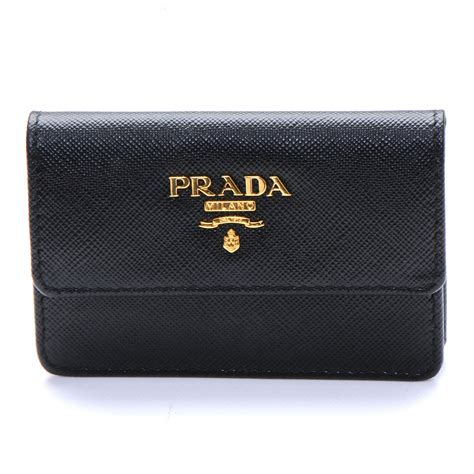 Prada Business Card Holder