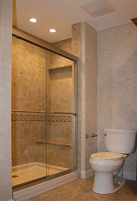 Small Shower Bathroom Ideas Bathroom Design Ideas For Small Bathrooms