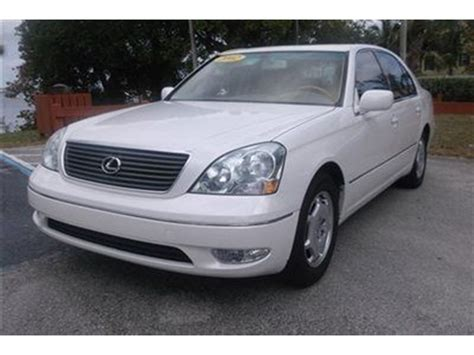 used lexus cars for sale by owner used 2002 lexus ls 430 for sale by owner in duluth ga 30098