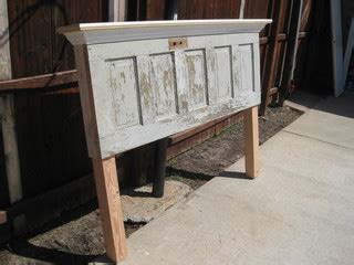 Using A Door For A Headboard by Door Headboards Eclectic Headboards Dallas By