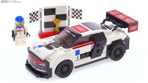 Lego 75873 Speed Chion Audi R8 Lms Ultra lego speed chions audi r8 lms ultra review 75873