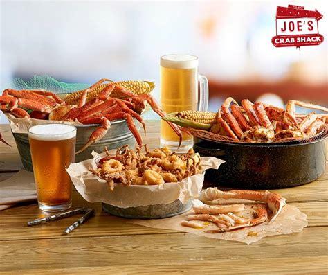 joe s joe s crab shack daytona beach fl view menu daily specials
