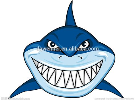 sales cartoon shark temporary body tattoo sticker