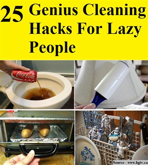 cleaning for lazy people 25 genius cleaning hacks for lazy people home and life tips