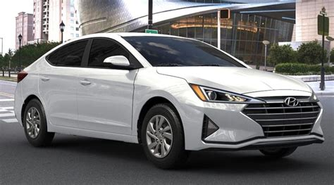 2019 Hyundai Colors by Color Options For The 2019 Hyundai Elantra
