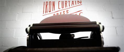 iron curtain press iron curtain press the media temple blog