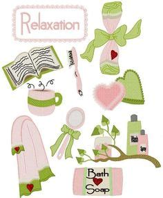 beauty shop set 1 machine embroidery designs hairdresser 1000 images about bath beauty body embroidery designs
