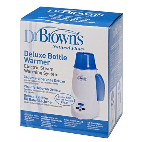 Dr Brown Browns Deluxe Digital Bottle Warmer Defroster Penghangat 76 alami baby bottle warmer dr brown s flow deluxe bottle warmer
