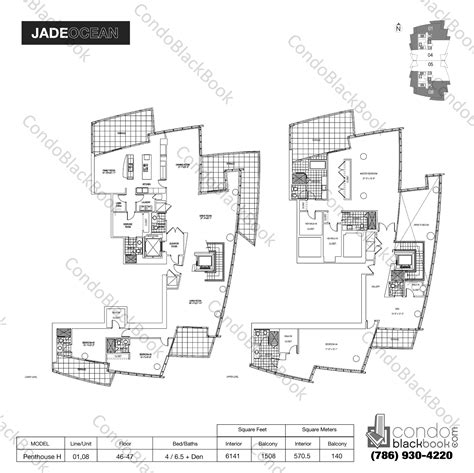 jade beach floor plans jade ocean penthouse 211 jade beach penthouse jade beach