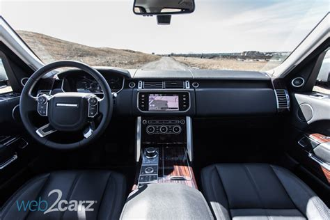 land rover hse interior 2015 range rover hse review carsquare com