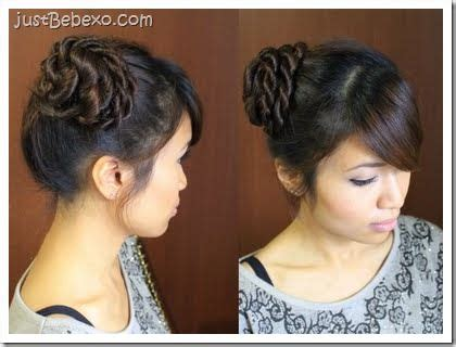 everyday hairstyles bebexo 23 best bebexo images on pinterest hair dos hairdos